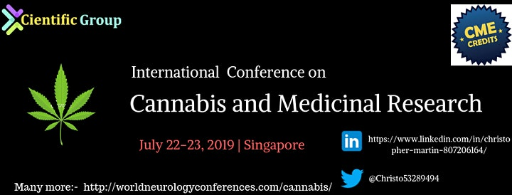 International Conference on Cannabis and Medicinal Research image