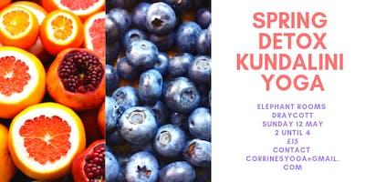 Kundalini Yoga Detox Workshop