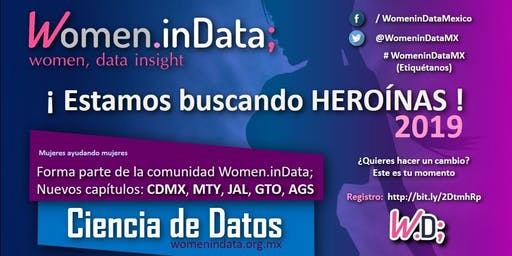 JUNIO: Meetup Women.inData QRO