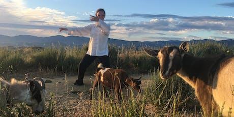 Sunset Tai Chi Goat Hike tickets