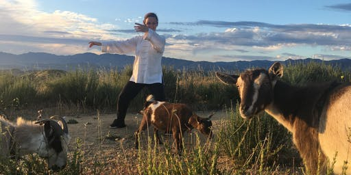 Sunset Tai Chi Goat Hike