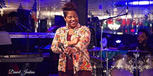 Carla Denise Stinson at The Wine Cafe