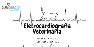 Curso CLINCARDIO de Eletrocardiografia Veterinária