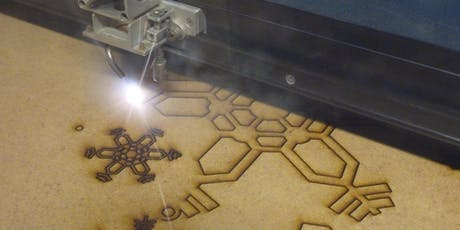 Advanced Laser Cutting Class tickets