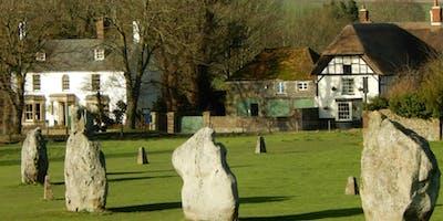 Landscape walk - East of Avebury circuit