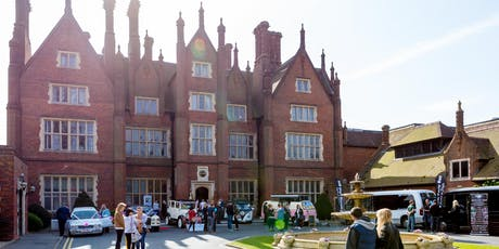 Bride: The Wedding Show at Dunston Hall tickets