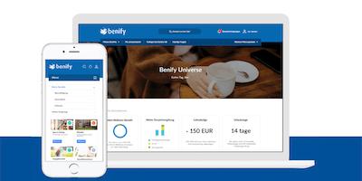 Live-Webinar: Portal & App für individuelle Benef