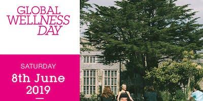 Global Wellness Day Yoga Event at Gaia Spa