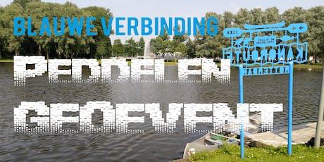 Blauwe Verbinding ~ Peddelen GeoEvent 010 tickets
