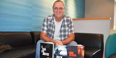 Meet the Author - Nick Oldham (Savick) #authorvisit