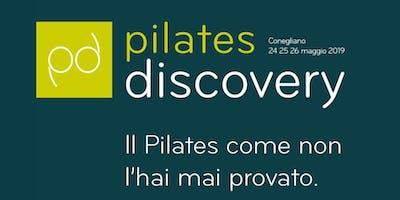 Pilates Discovery 2019 - 6 Lezioni in 1 giorno per esplorare il Pilates