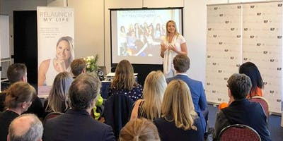 NLP Info Night hosted by Juliet Lever, Relaunch My Life