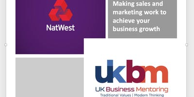 Making Sales&Marketing work to achieve business growth