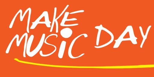 Make Music Day (Lostock Hall)