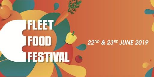 Fleet Food Festival