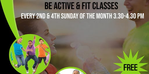 FREE Fitness Classes for adults & Active Kids Classes