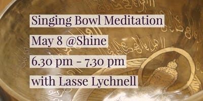 Singing Bowl Meditation May 8