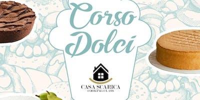 """Corso Pasticceria """" Varietà di delizie"""""""