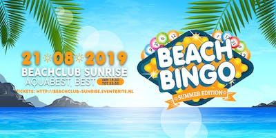 Beachbingo Summer Edition
