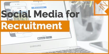 Social Media for Recruitment (London) tickets