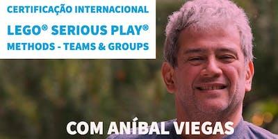 Certificação em Lego® Serious Play®- São Paulo - Com Aníbal Viegas