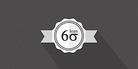 Lean Six Sigma Black Belt Training & Certification in Toronto tickets