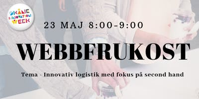 WEBBFRUKOST - Innovativ logistik med fokus på second hand