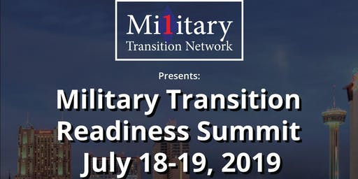 Military Transition Readiness Summit 2019