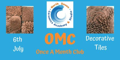 OMC (once a month club) July