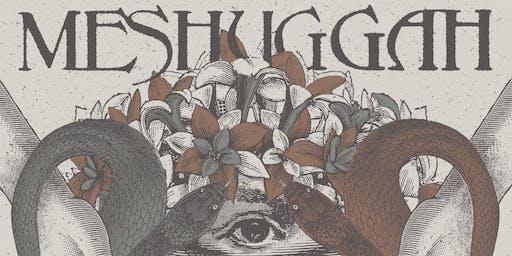 ArcTanGent Meshuggah Poster