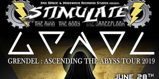 """STIMULATE presents Grendel: """"Ascending the Abyss"""" 2019 Tour 6/28"""