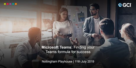 Microsoft Teams: Finding your Teams formula for success  tickets