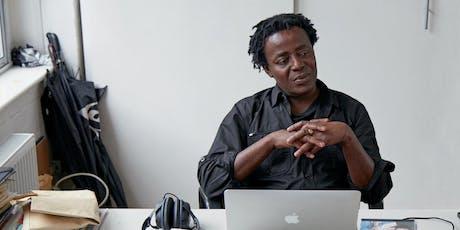 In Conversation: John Akomfrah tickets