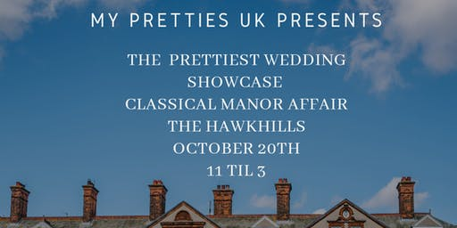 The Prettiest Wedding Showcase - Classical Manor Affair