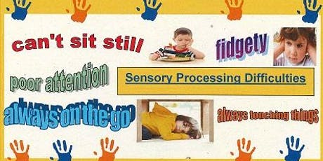 Parent Sensory Training tickets