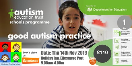 (AET) Good Autism Practice tickets