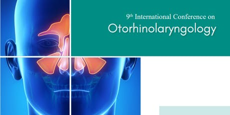 9th International Conference on Otorhinolaryngology (PGR) tickets