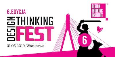 6. edycja Design Thinking Fest - Warszawa