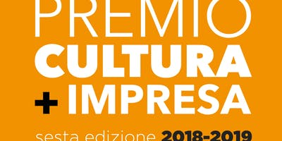 Workshop Premio CULTURA + IMPRESA 2018- 2019