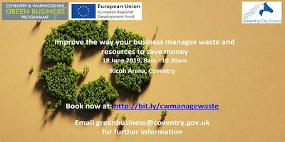 Improve the way your business manages waste and resources to save money