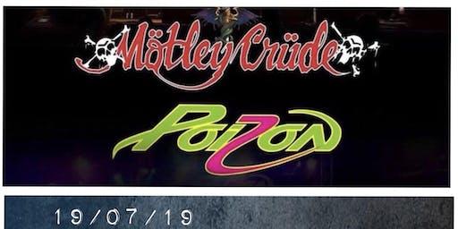 Poizon/ Motley Crude