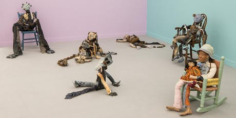 Is sculpture the most anthropological of the art forms? tickets