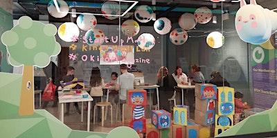 OJO: Free Drop-in Childrens Activities—Arts & C