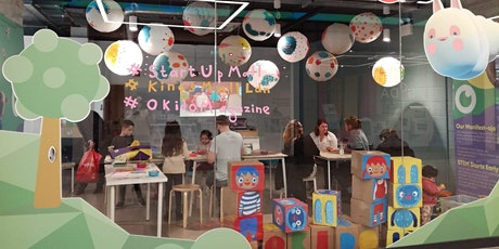 OJO: Free Drop-in Children's Activities—Arts & Crafts, Cartoons and Free Play! tickets