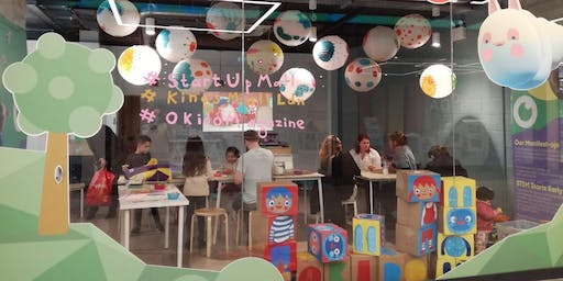 OJO: Free Drop-in Children's Activities—Arts & Crafts, Cartoons and Free Play!