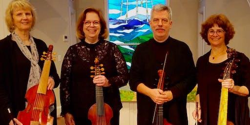 "Asheville Baroque - ""Worthy Friends"""
