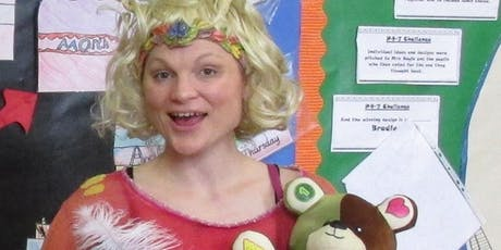 Gaelic Family Fun Afternoon  - The Real Goldilocks Story tickets