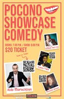 Pocono Showcase Comedy