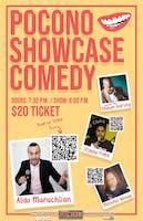 Pocono Showcase Comedy