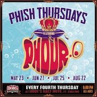 Phish Thursdays with Phour Point O